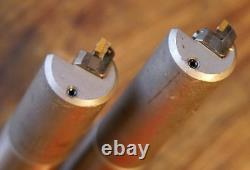 2 x RIGIBORE FINE BORING HEAD 0.005mm DIV DIA 1-1/4 Shank T-6808 Length 4 + 6