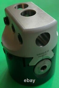 50mm Boring Head with BT40 shank and Axial/Radial Boring Tool Set