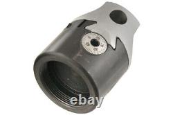 50mm universal usage boring head with MT2 morse taper shank