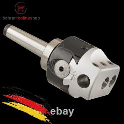 75mm universal usage boring head with MT3 morse taper shank