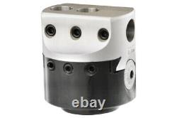 75mm universal usage boring head with MT5 morse taper shank