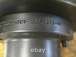 CAT50 6 EXTENDED SHANK WithDEVLIEG MICRO BORE HEAD #R-304 WithINDEXABLE CARBIDE