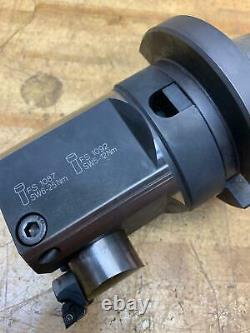 CLEAN Walter B3230G. UN8.090-110. Z1 Boring Head on NMTB50 Shank 3.54 4.35