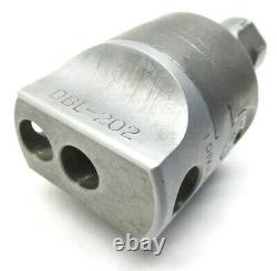 CRITERION 1/2 BORING HEAD #DBL-202 with 1 SHANK