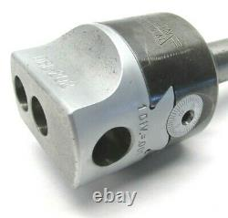 CRITERION 1/2 BORING HEAD #DBL-202 with 3/4 SHANK