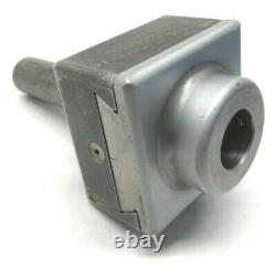 CRITERION 1 3 x 3 SQUARE BORING HEAD with 1 SHANK #3