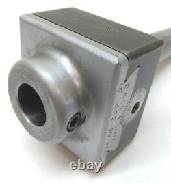 CRITERION 1 3 x 3 SQUARE BORING HEAD with 4MT SHANK #3