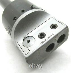 CRITERION 2-1/2 CNC TENTH ADJUSTING BORING HEAD with 1 SHANK #TABH-250