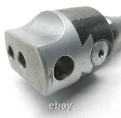 CRITERION 3/8 & 1/2 BORING HEAD #DBL-202A with R8 SHANK