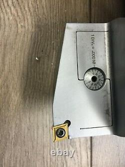 CRITERION CB3 TP TA INDEXABLE BORING HEAD. 001 /. 0001 With CAT40 SHANK