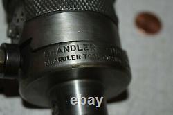 Chandler Duplex Tool Co. Boring Head with 2MT Shank