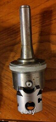 Criterion 3F-HB 3/4 Boring Head With R8 Shank. 001