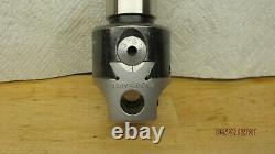 Criterion DBL-202 Boring head with R8 shank