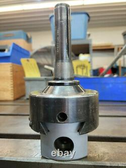 Criterion DBL-204 boring head 1 capacity R8 shank