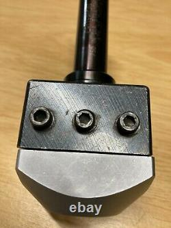 Criterion Mod. 2 boring head, 3/4 shank, holds 1/2 bar