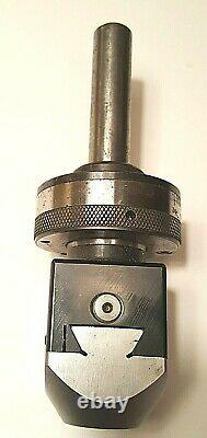 Criterion S-1-1/2 Boring Head with 5/8 Straight Shank, 1-1/2 Sq. OD, 1/2 ID VG