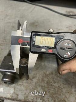 Criterion USA Adjustable Boring Head 3/4 ST shank Milling Machine Tool Holder