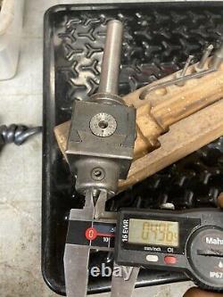 Criterion USA Adjustable Boring Head Straight shank Milling Machine Tool Holder