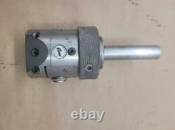 ENCO Shank Automatic BORING HEAD With Accessories And Box