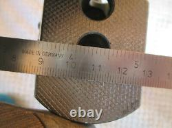 Enco Bore / Boring Head with 1/2 Holes. 3/4 Diameter Shank
