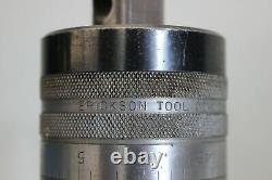 Erickson Tool 50 Tenthset Adjustable Boring Head 1/2 Bar 3/4 shank