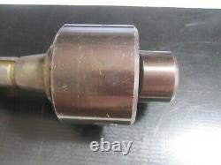 Flynn MFG 43B micro adjustable offset boring head 5/8 cap. R8 shank
