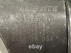 MODIFIED VALENITE VARI-SET 5T03 STRAIGHT SHANK BB-2B BORING BAR WithRBN-24 PA HEAD