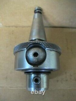 MOORE TOOLS 1/2' BORING HEAD withMOORE JIG BORE SHANK