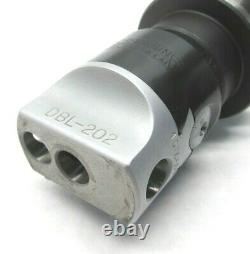 NICE! CRITERION 1/2 BORING HEAD with BT40 SHANK #DBL-202