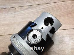 NICE CRITERION 3F-HB AUTOMATIC BORING & FACING HEAD 3/4 With CAT40 SHANK