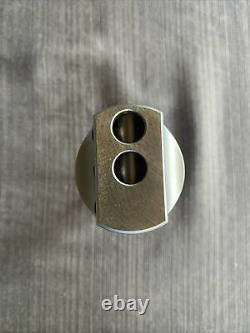 NICE CRITERION DBL 202 BORING HEAD W. 1/2 CAP With 3/4 SHANK