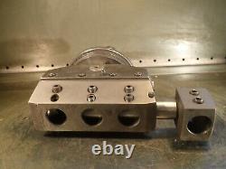 Narex VHU 4-7/8 Universal Boring Facing & Recessing Head NMTB-50 Taper Shank