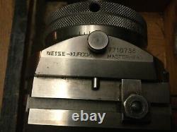 Neise-Kuroda UFB-3 Boring Head Face Cutter 3/4 Shank Set Kuroda Good Used