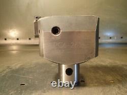 Parlec PC6-2616 Finish Boring Head 3.937 to 6 x. 0001 Dia Vernier 36mm Shank
