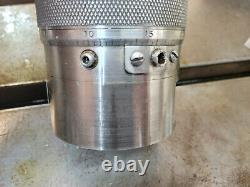 Precision Universal Tool Head boring / facing head with 1 straight shank 2-7261
