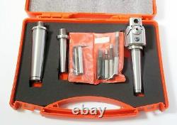 Soba Imperial Boring Head Kit with 2MT 3MT & Parrallel Shanks For Milling