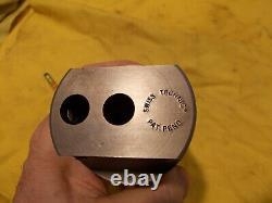 TECHNIC 2 1/2 BORING HEAD milling machine tool bore 1/2 bar holder 3/4 SHANK