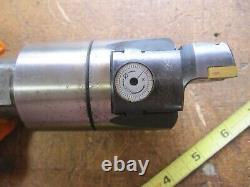 WAUKESHA PINZBOHR. 0005 finish boring head 63-82mm range 1-1/2 shank