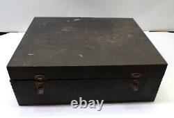 Wohlhaupter Boring & Facing Head, Upa4, S5/14770 Morse Taper #4 Shank