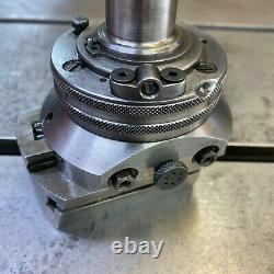 Wohlhaupter UPA3/22811 Milling Boring Facing Head with 1 Straight Shank Arbor