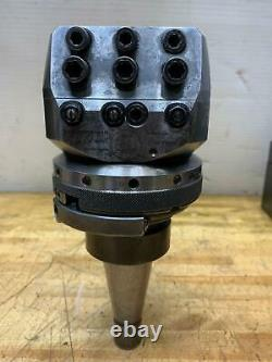 Wohlhaupter UPA4 Universal Facing & Boring Head removable NMTB40 shank Mill UPA