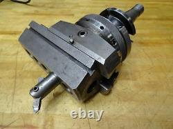 Wohlhaupter UPA5-S 6 Universal Facing & Boring Head Removable NMTB40 shank UPA5